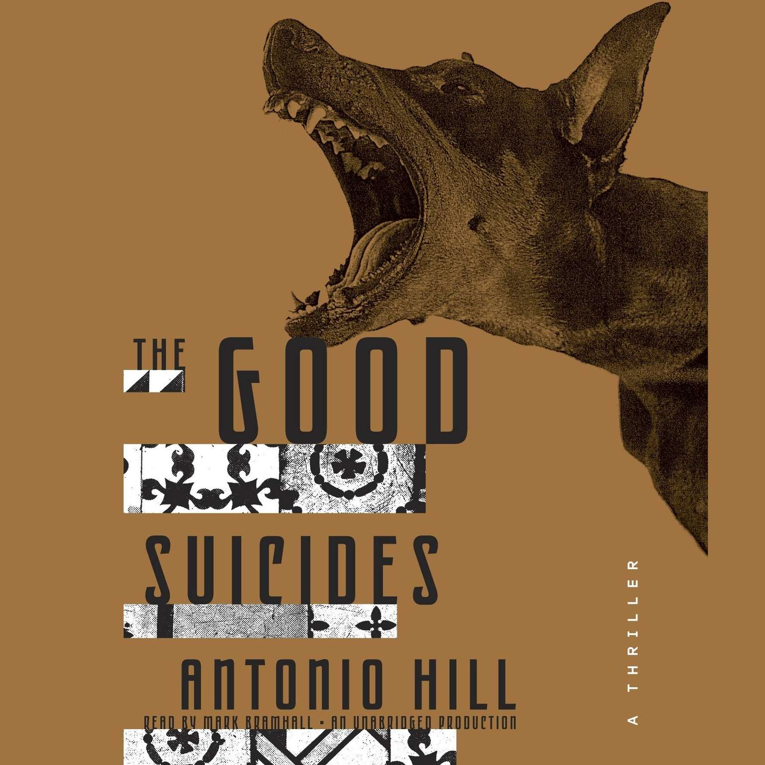 Printable The Good Suicides: A Thriller Audiobook Cover Art