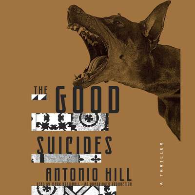 The Good Suicides: A Thriller Audiobook, by Antonio Hill