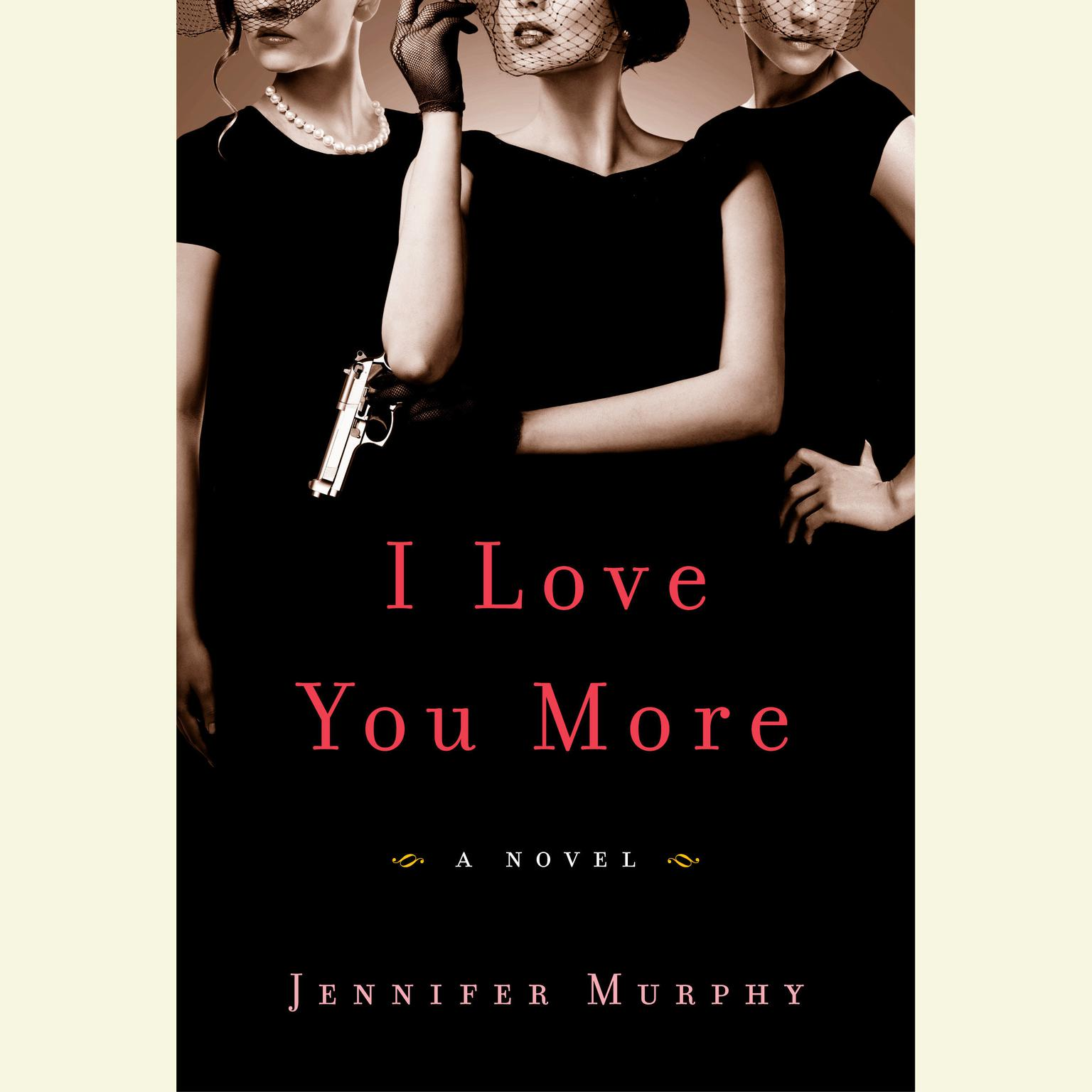 Printable I Love You More: A Novel Audiobook Cover Art