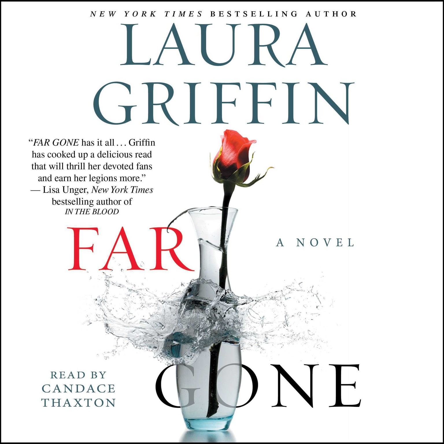 Printable Far Gone Audiobook Cover Art