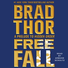 Free Fall: A Prelude to Hidden Order Audiobook, by Brad Thor