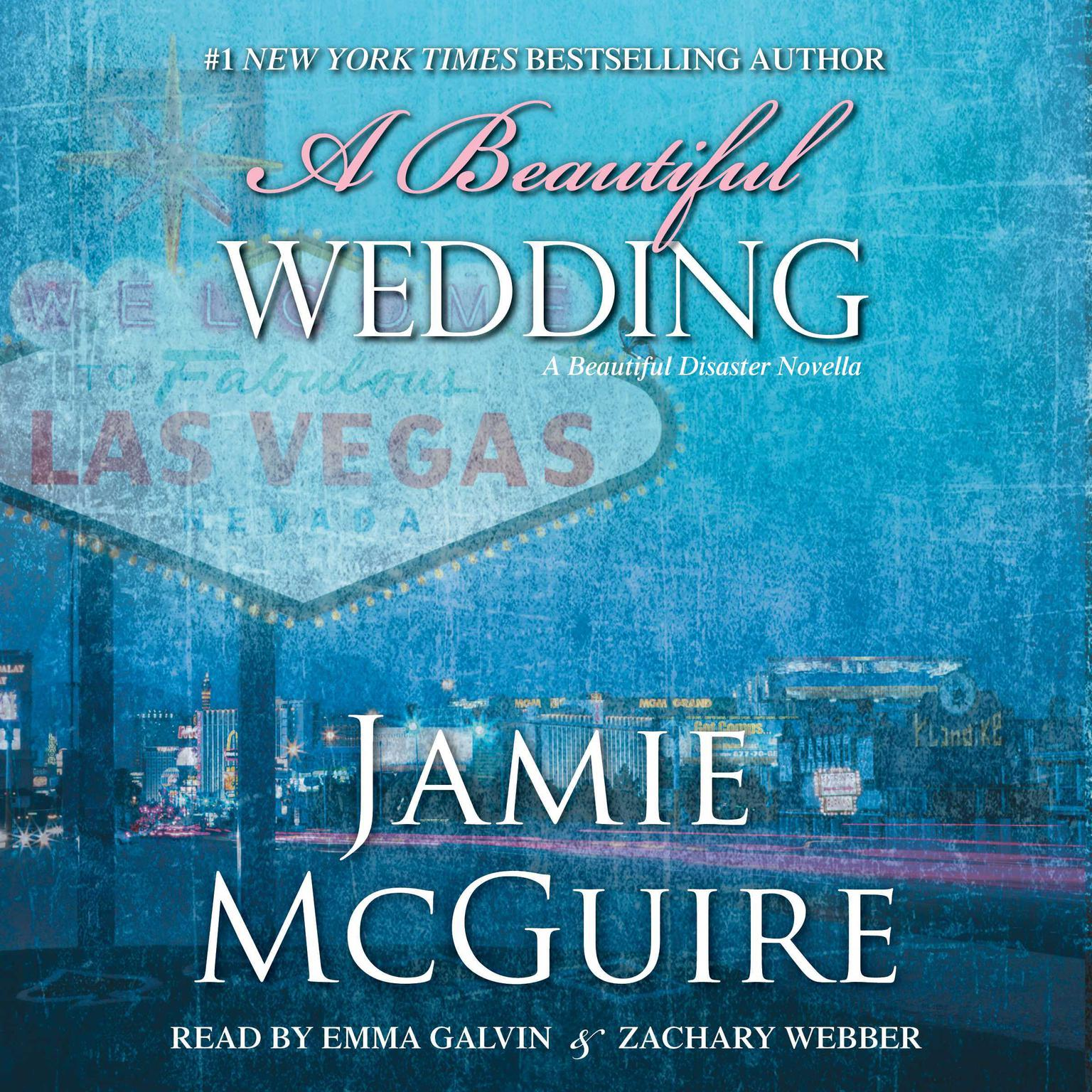 Printable A Beautiful Wedding: A Novella Audiobook Cover Art
