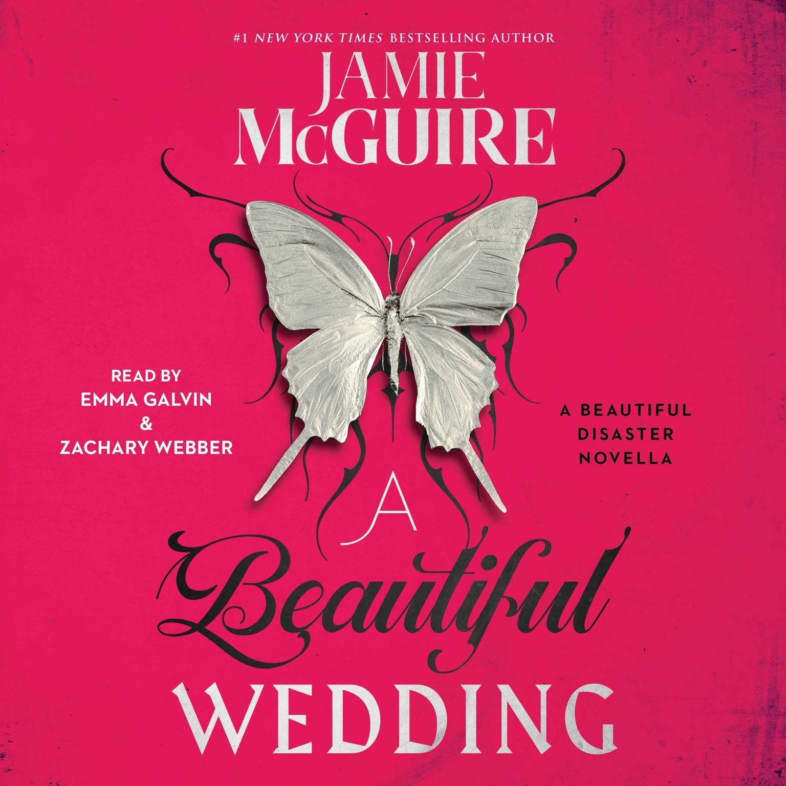 Printable A Beautiful Wedding: A Novella Audiobook Cover Art