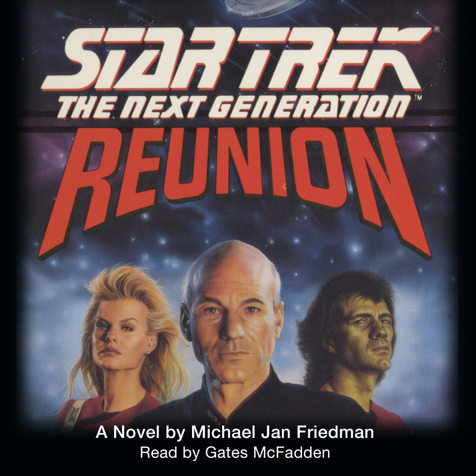 Printable Reunion Audiobook Cover Art