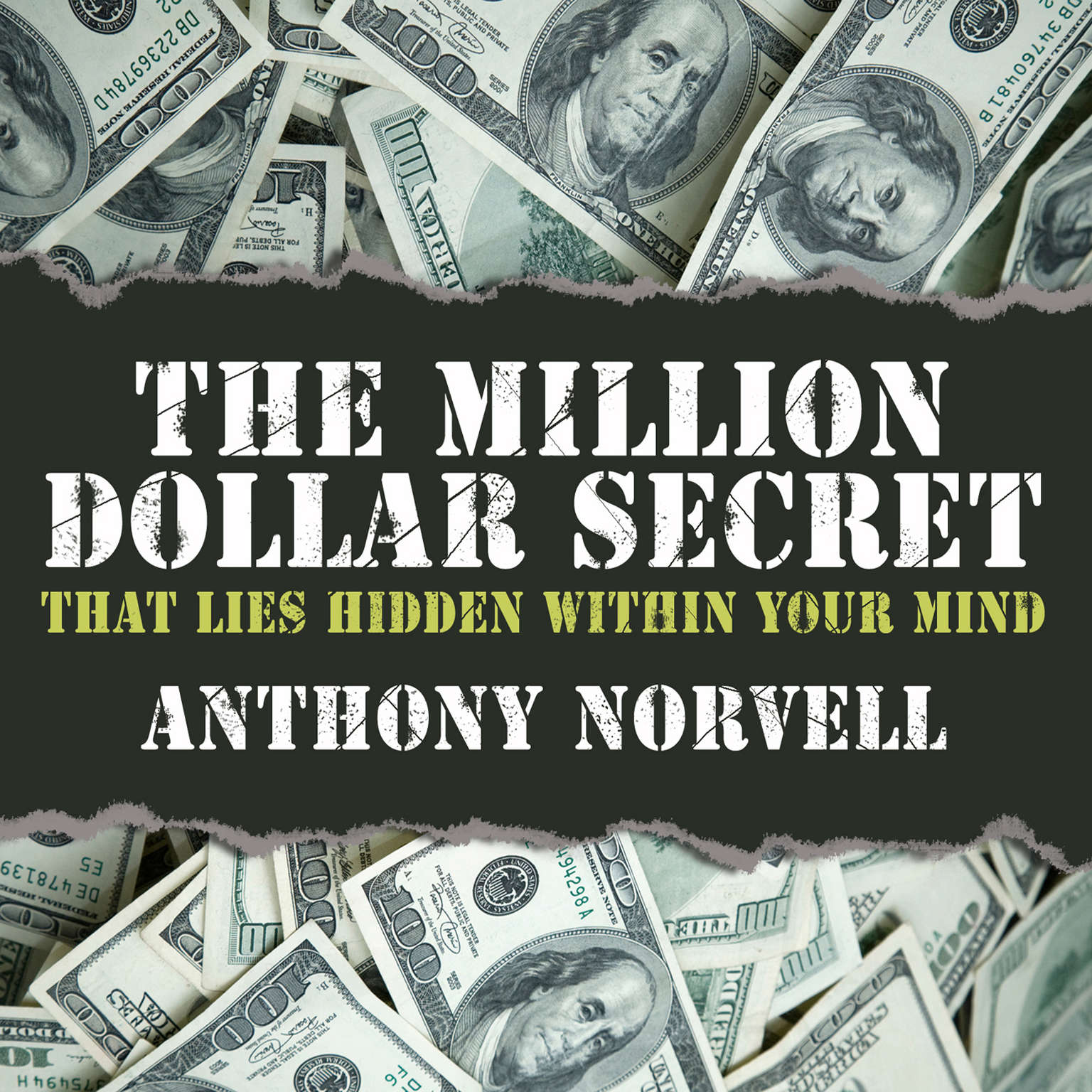 Printable The Million Dollar Secret That Lies Hidden Within Your Mind Audiobook Cover Art