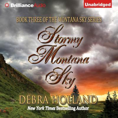 Stormy Montana Sky Audiobook, by Debra Holland