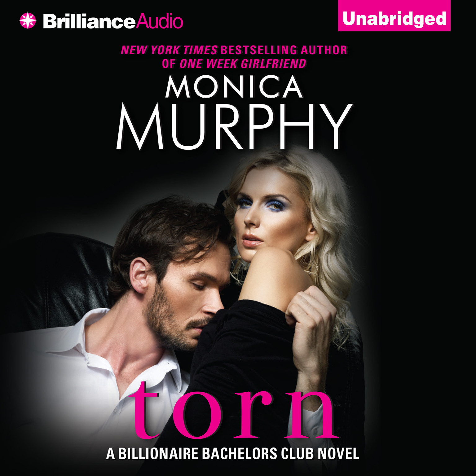 Printable Torn Audiobook Cover Art