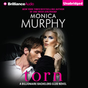 Torn Audiobook, by Monica Murphy