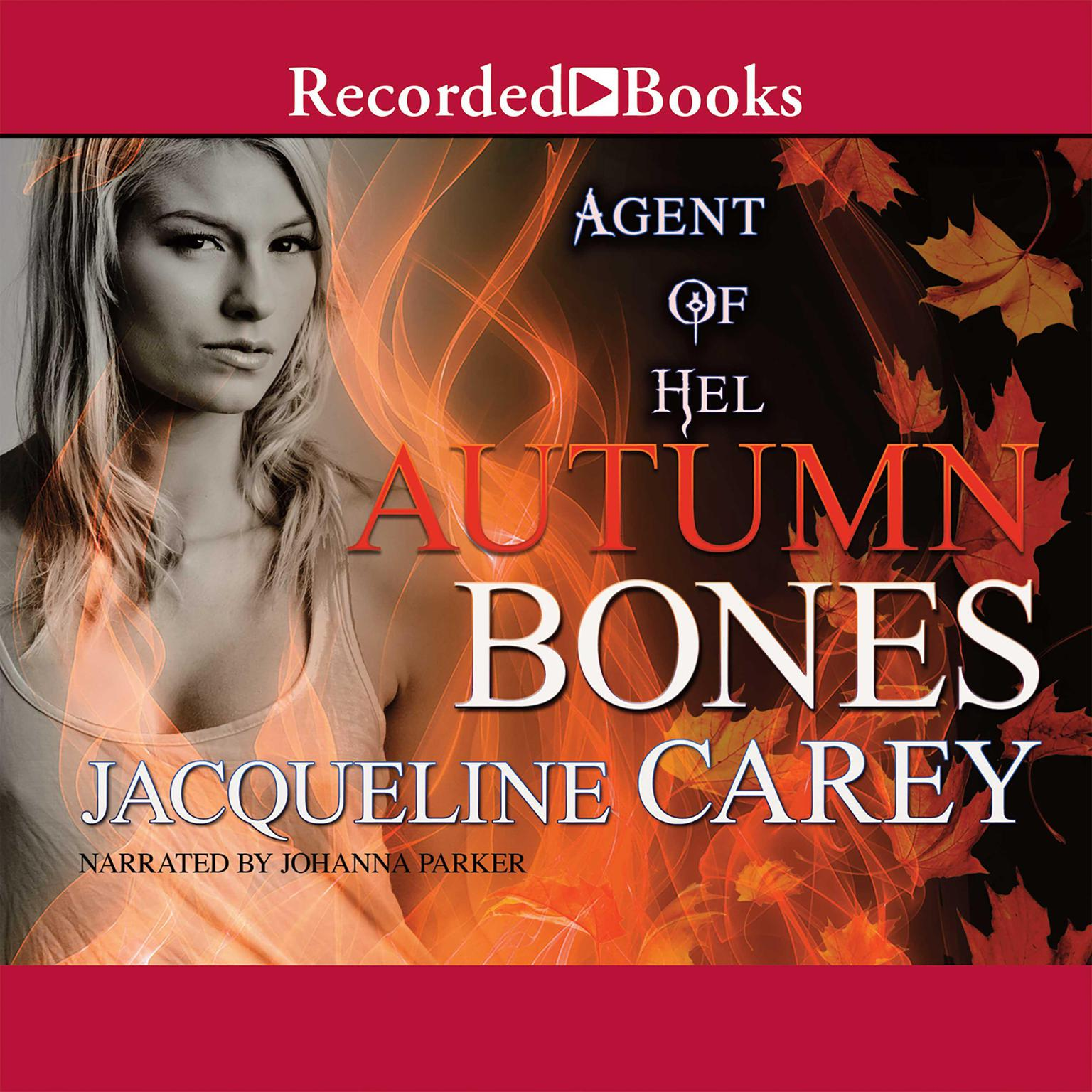 Printable Autumn Bones Audiobook Cover Art