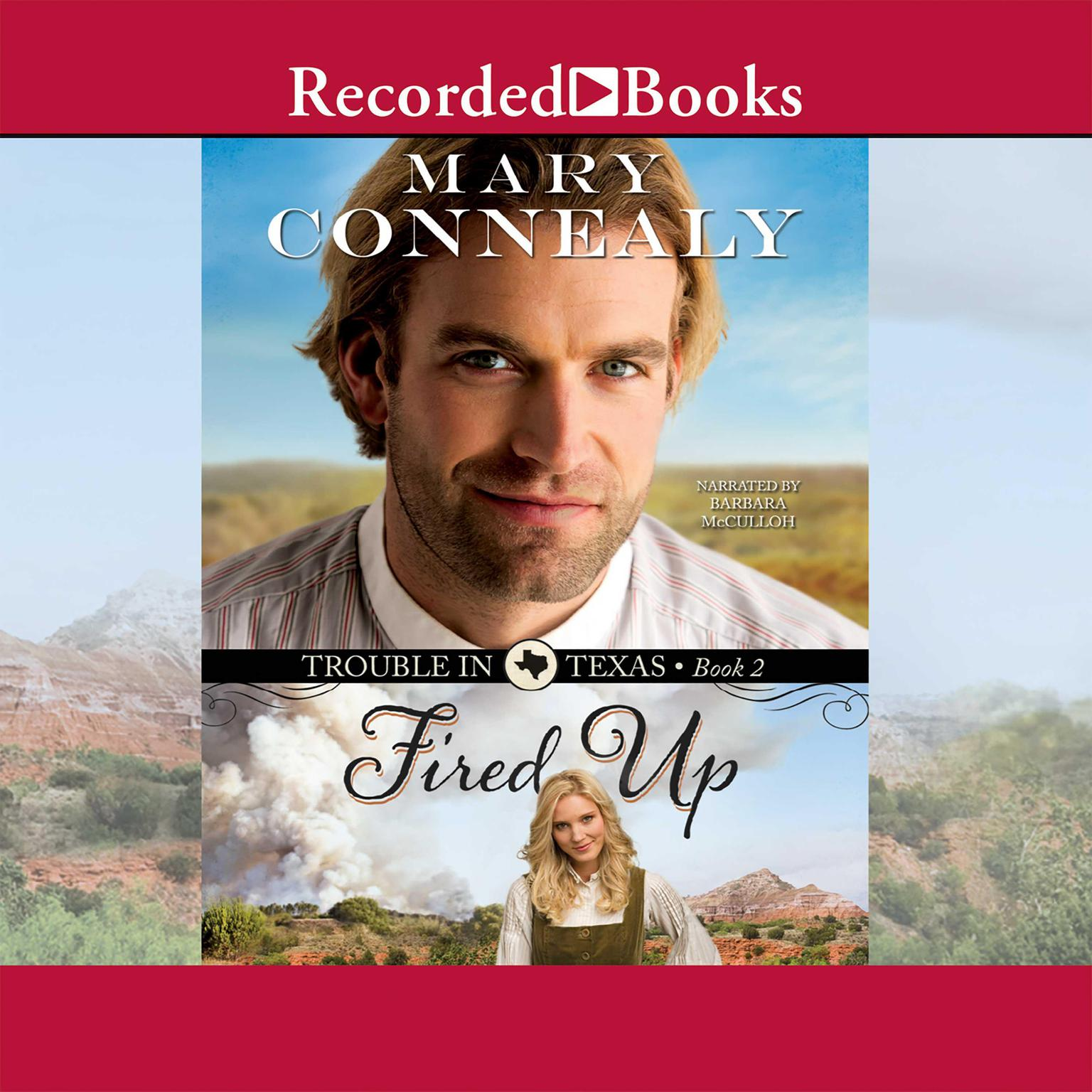 Printable Fired Up Audiobook Cover Art