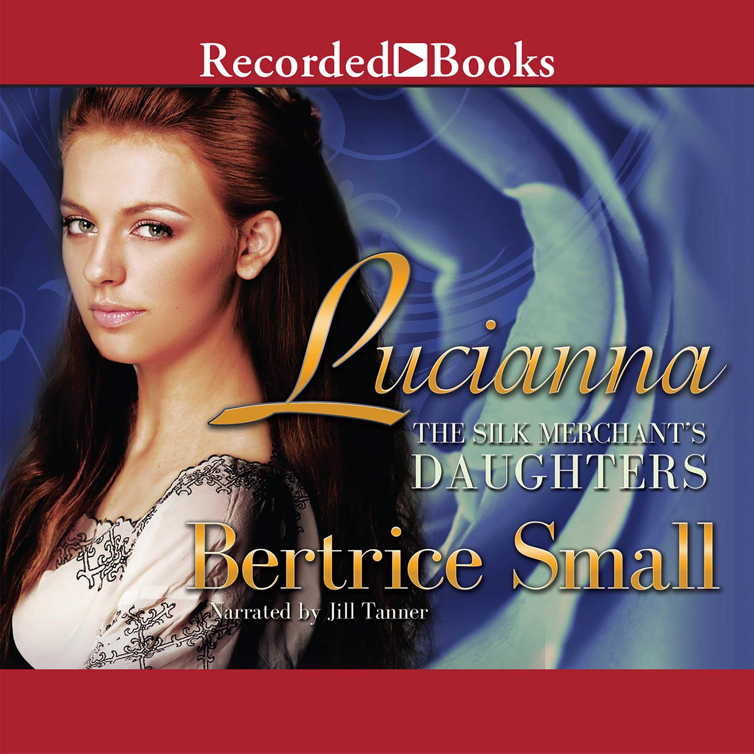 Printable Lucianna Audiobook Cover Art