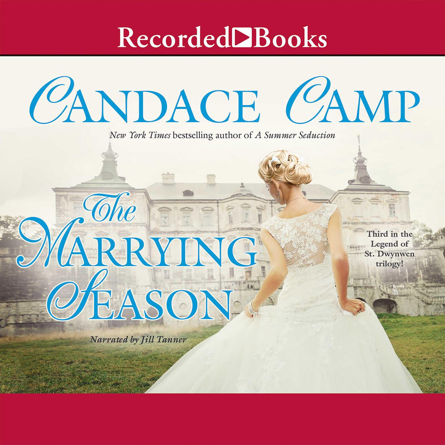 Printable The Marrying Season Audiobook Cover Art