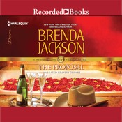 The Proposal Audiobook, by Brenda Jackson