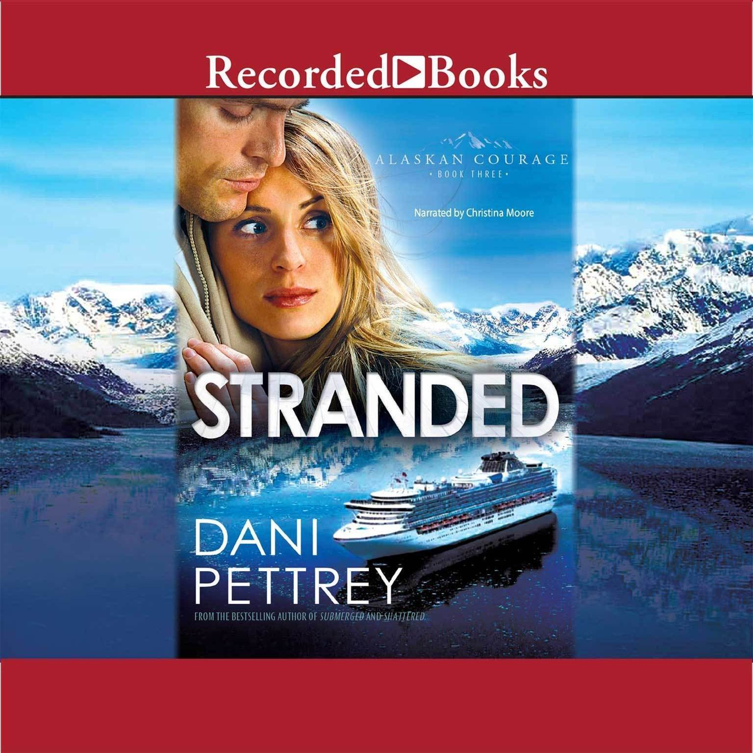 Printable Stranded Audiobook Cover Art