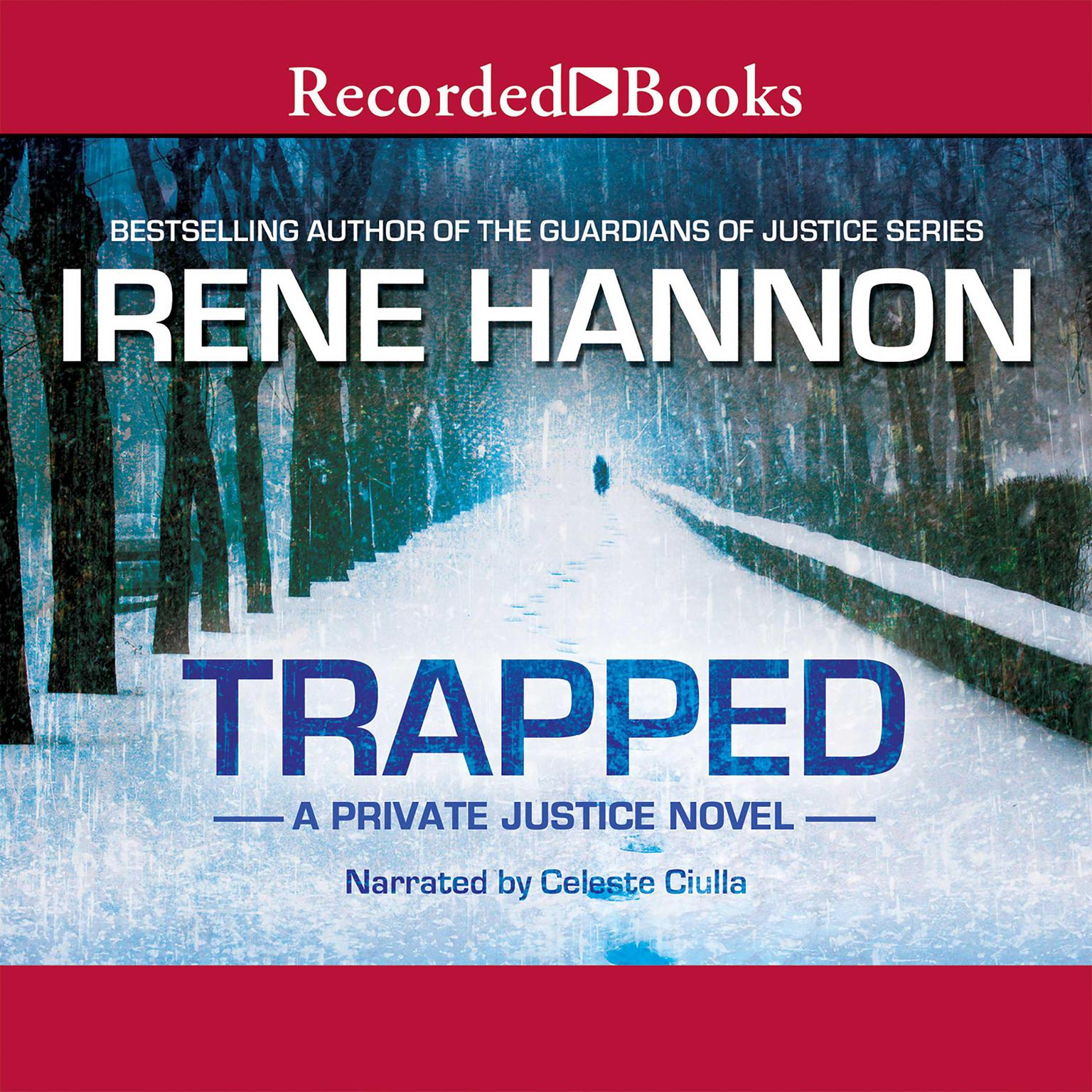 Printable Trapped Audiobook Cover Art