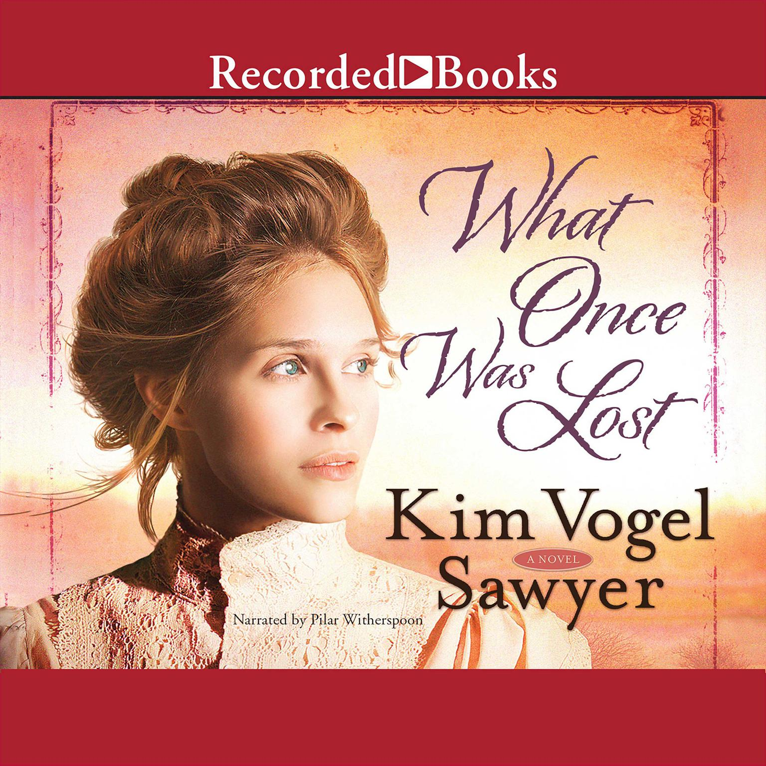 Printable What Once Was Lost Audiobook Cover Art