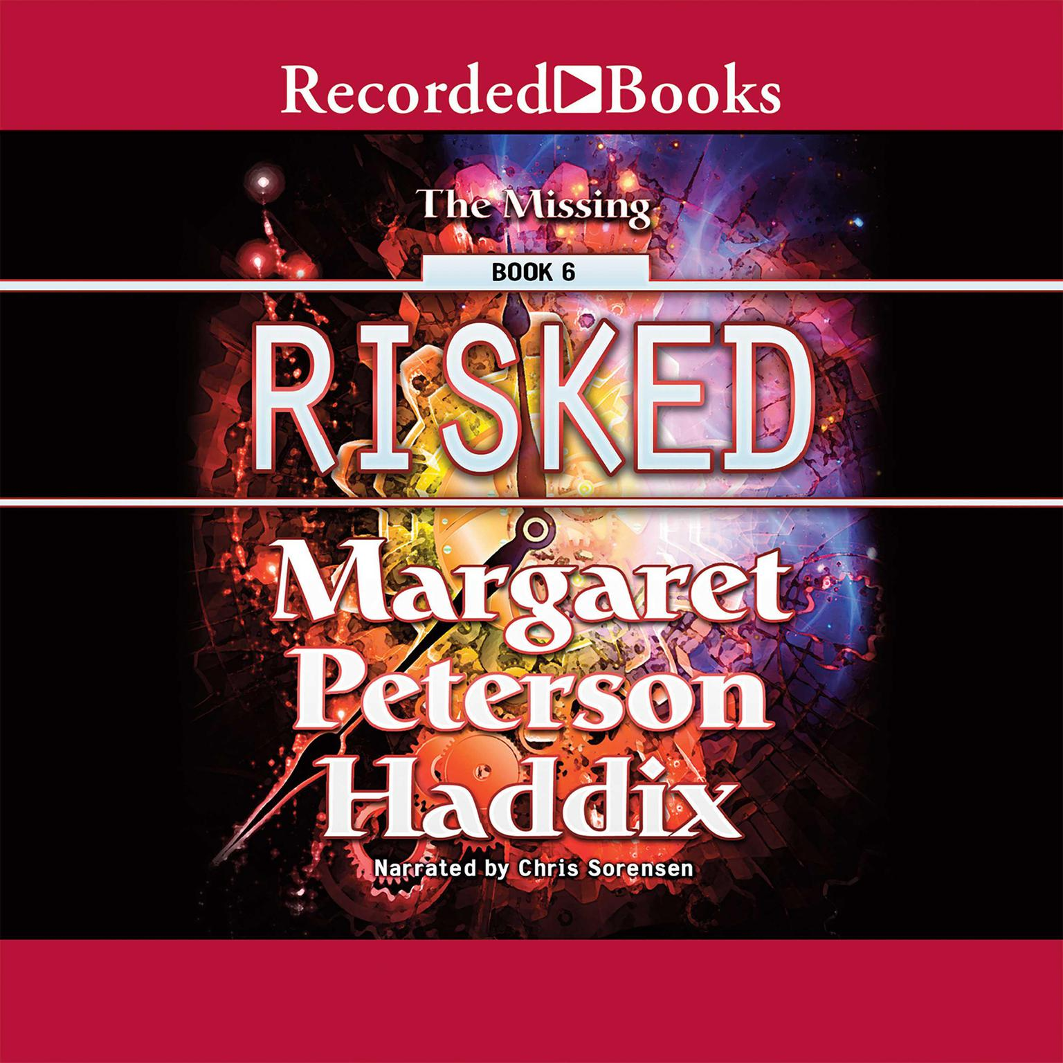 Printable Risked Audiobook Cover Art
