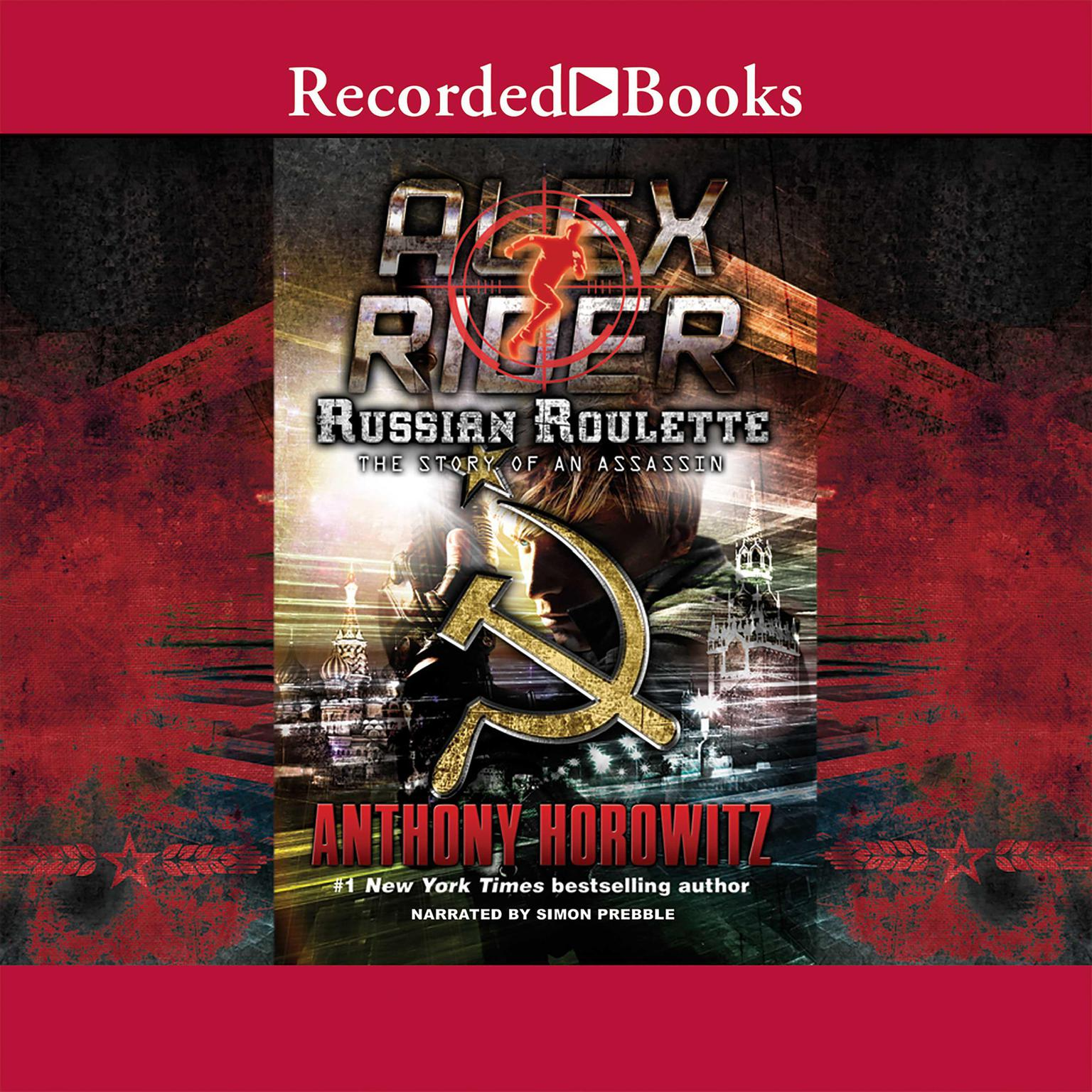 Printable Russian Roulette: The Story of an Assassin Audiobook Cover Art