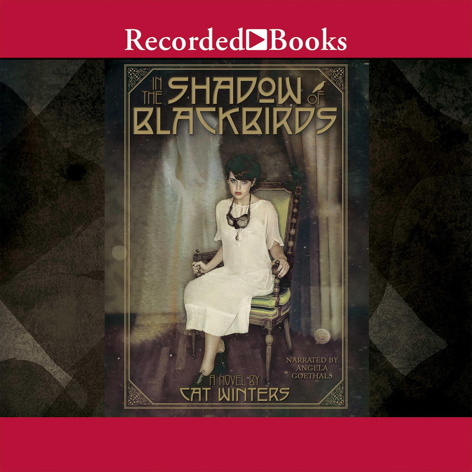 Printable In the Shadow of Blackbirds Audiobook Cover Art