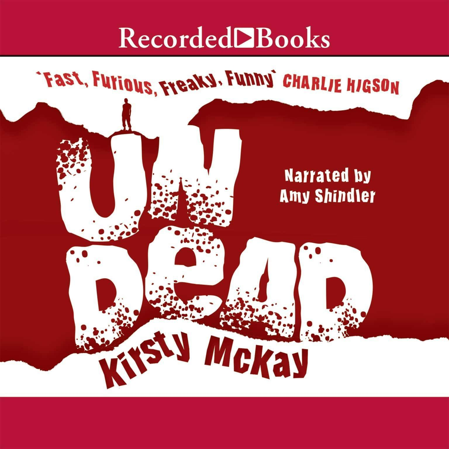 Printable Undead Audiobook Cover Art