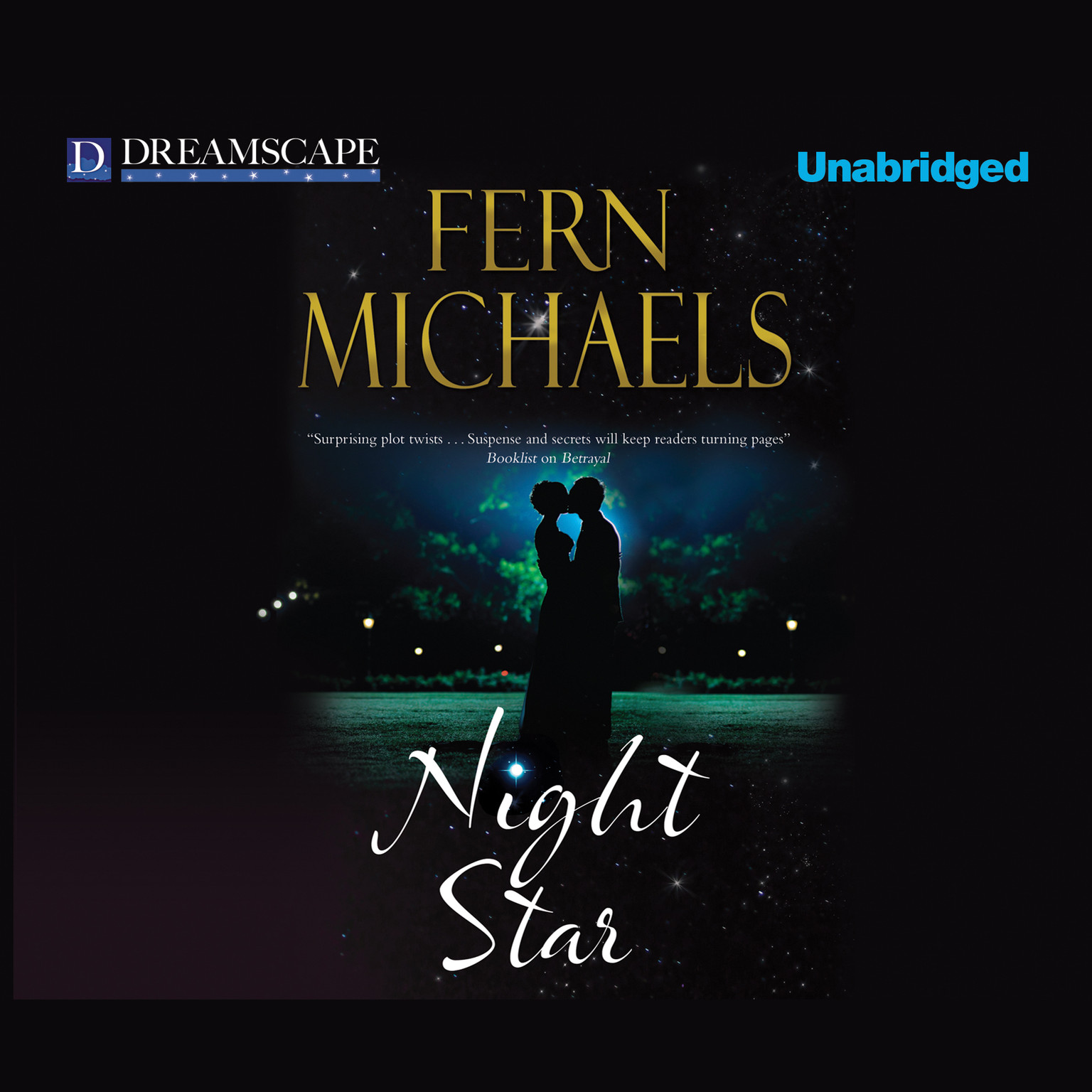 Printable Nightstar Audiobook Cover Art