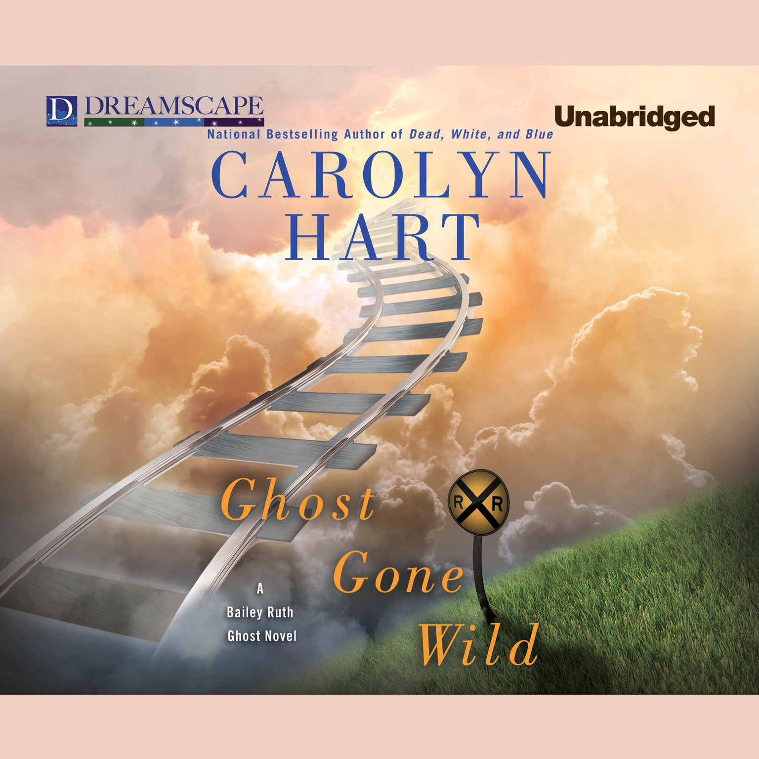 Printable Ghost Gone Wild: A Bailey Ruth Ghost Novel Audiobook Cover Art
