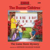 The Game Store Mystery Audiobook, by Gertrude Chandler Warner, Gertrude Chandler Warner