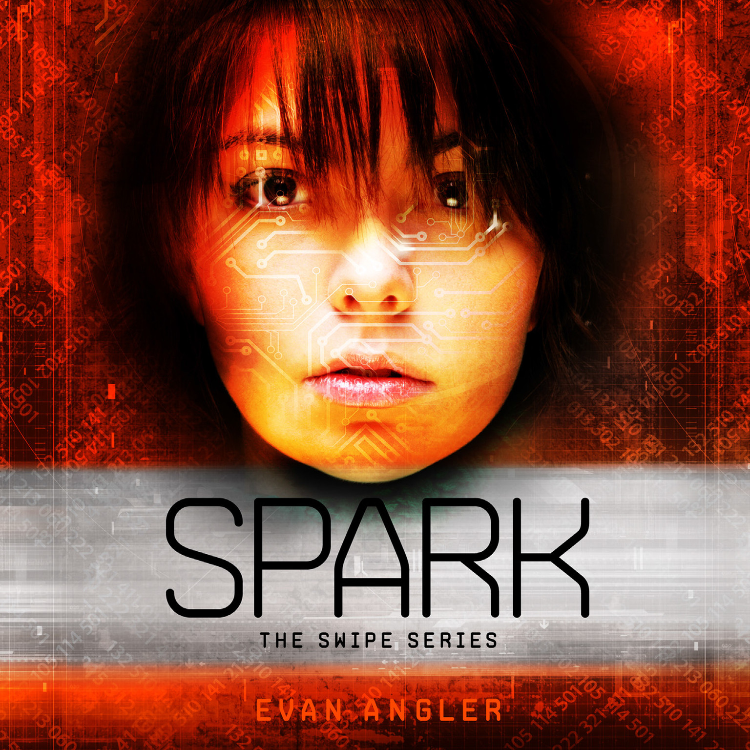 Printable Spark Audiobook Cover Art
