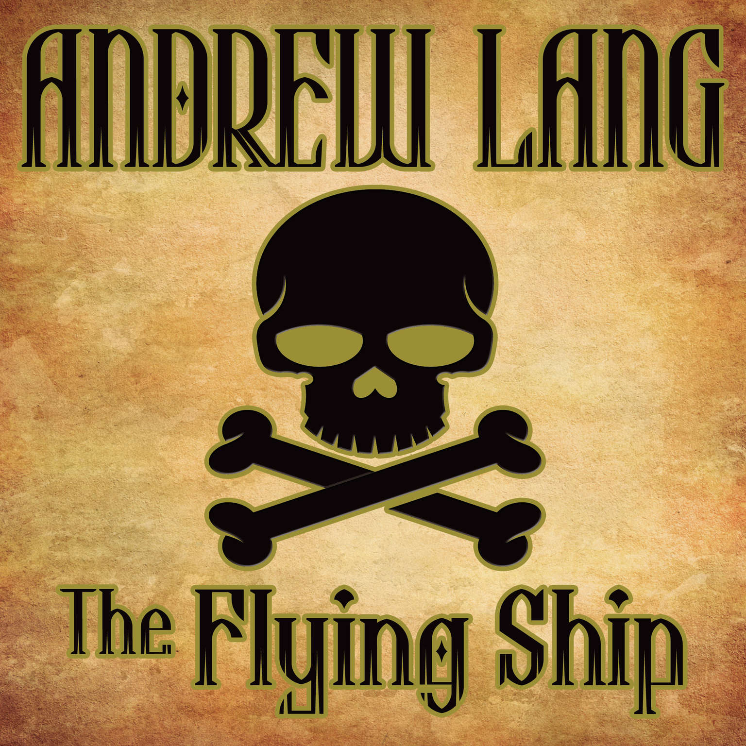 Printable The Flying Ship: N/A Audiobook Cover Art