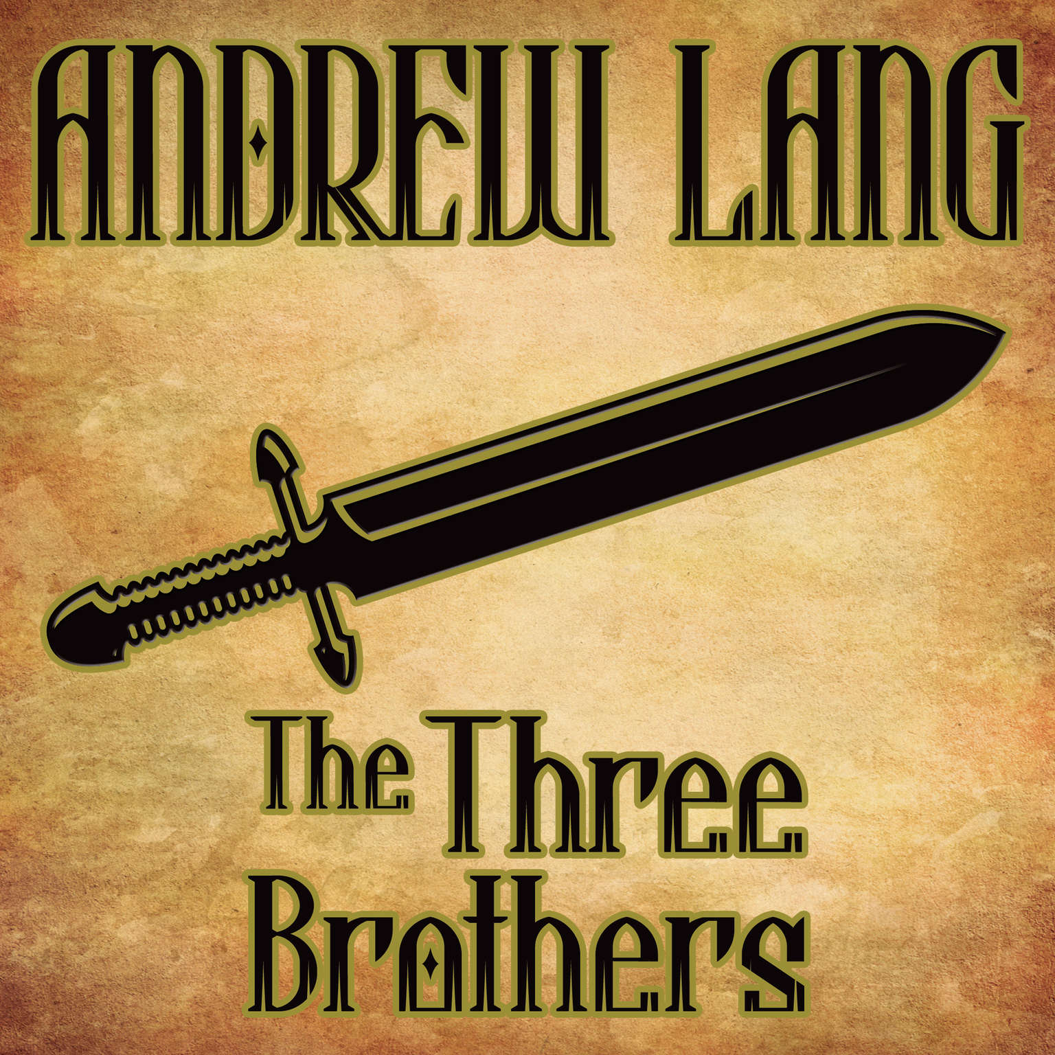 Printable The Three Brothers: N/A Audiobook Cover Art