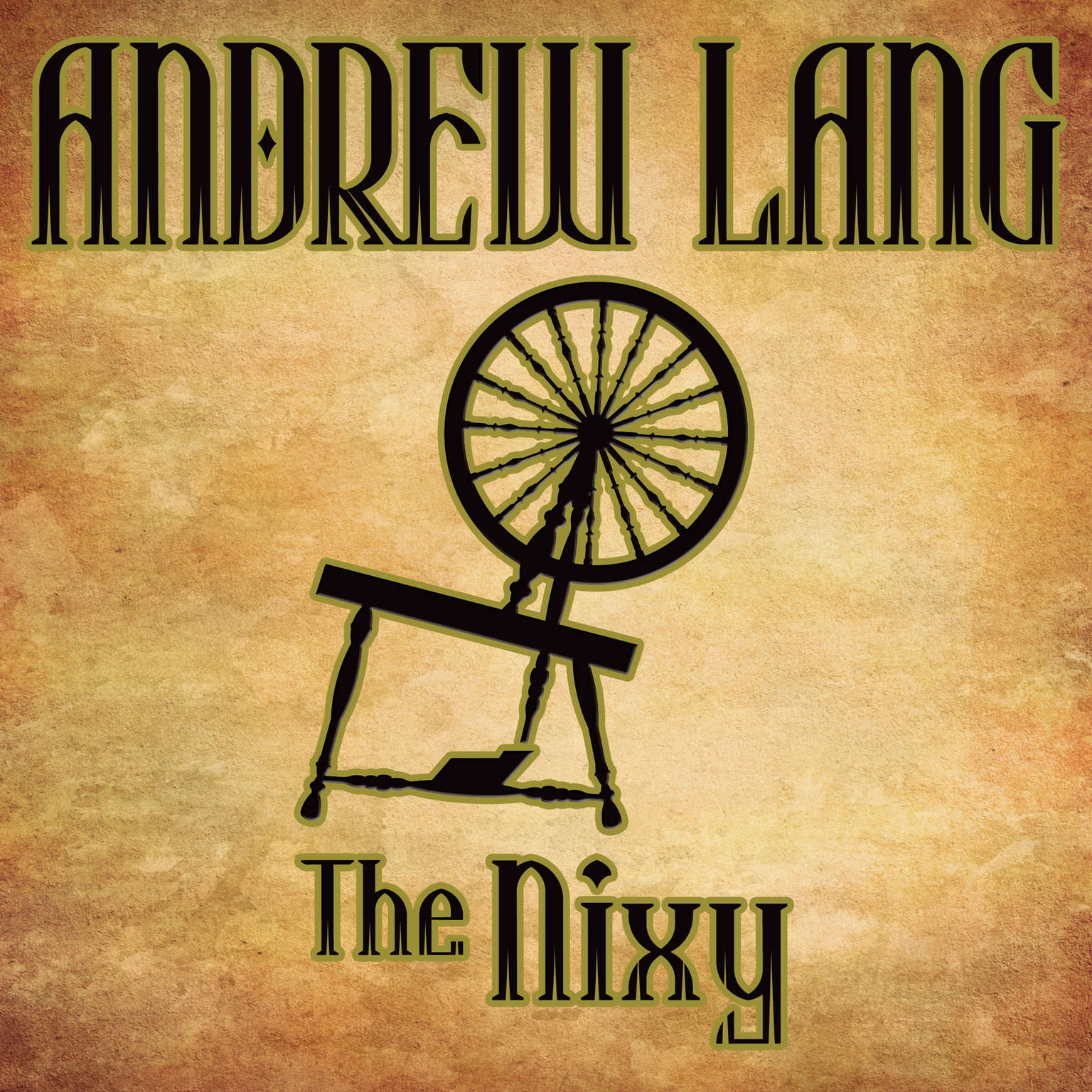 Printable The Nixy: n/A Audiobook Cover Art
