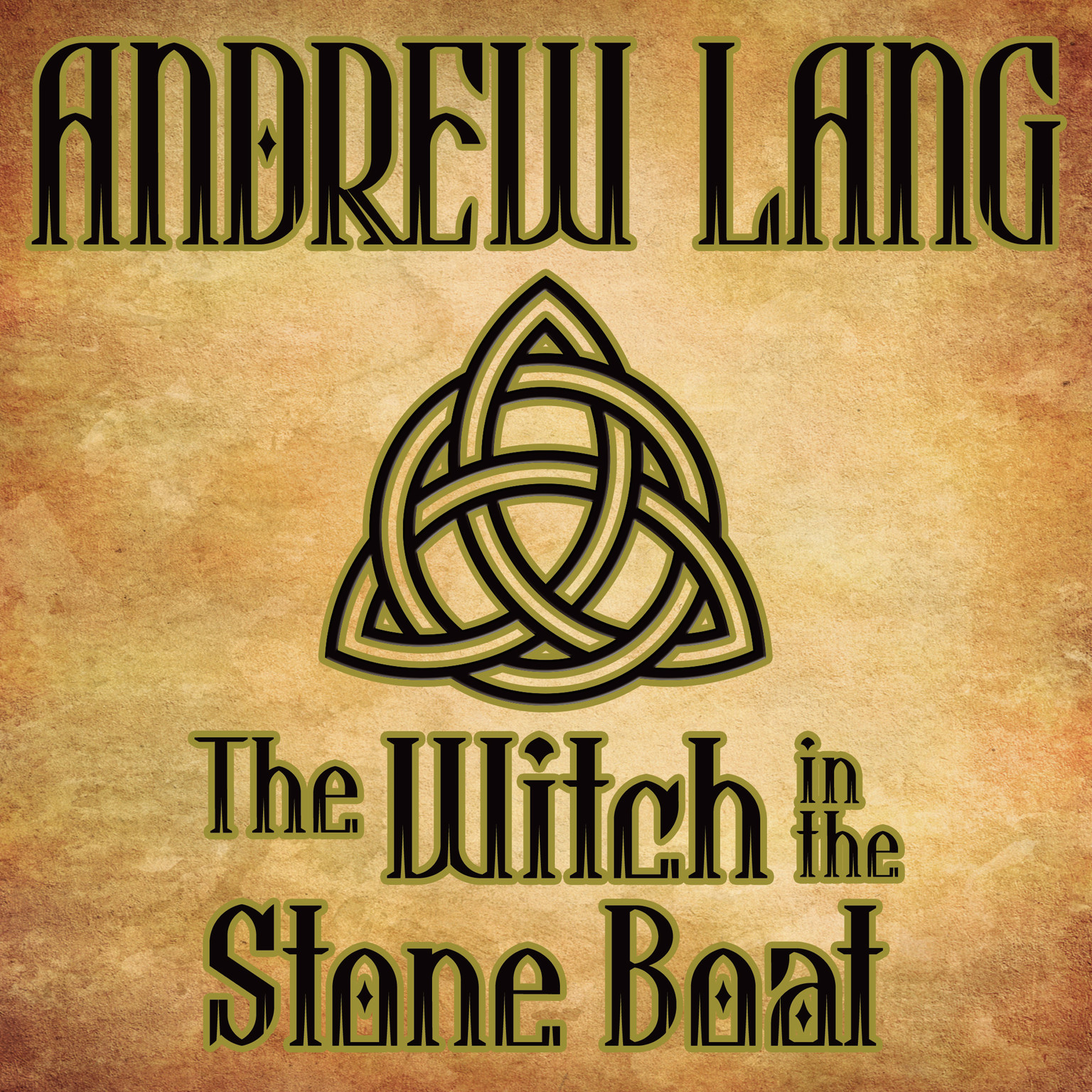 Printable The Witch in the Stone Boat: N/A Audiobook Cover Art