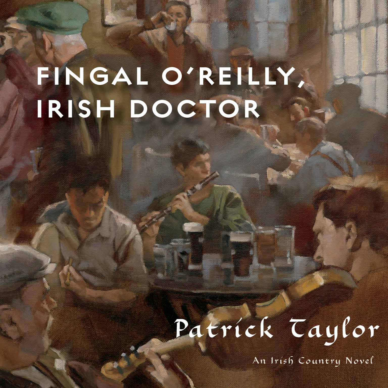 Printable Fingal O'Reilly, Irish Doctor: An Irish Country Novel Audiobook Cover Art