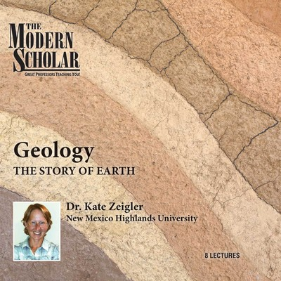 Geology: The Story of Earth Audiobook, by