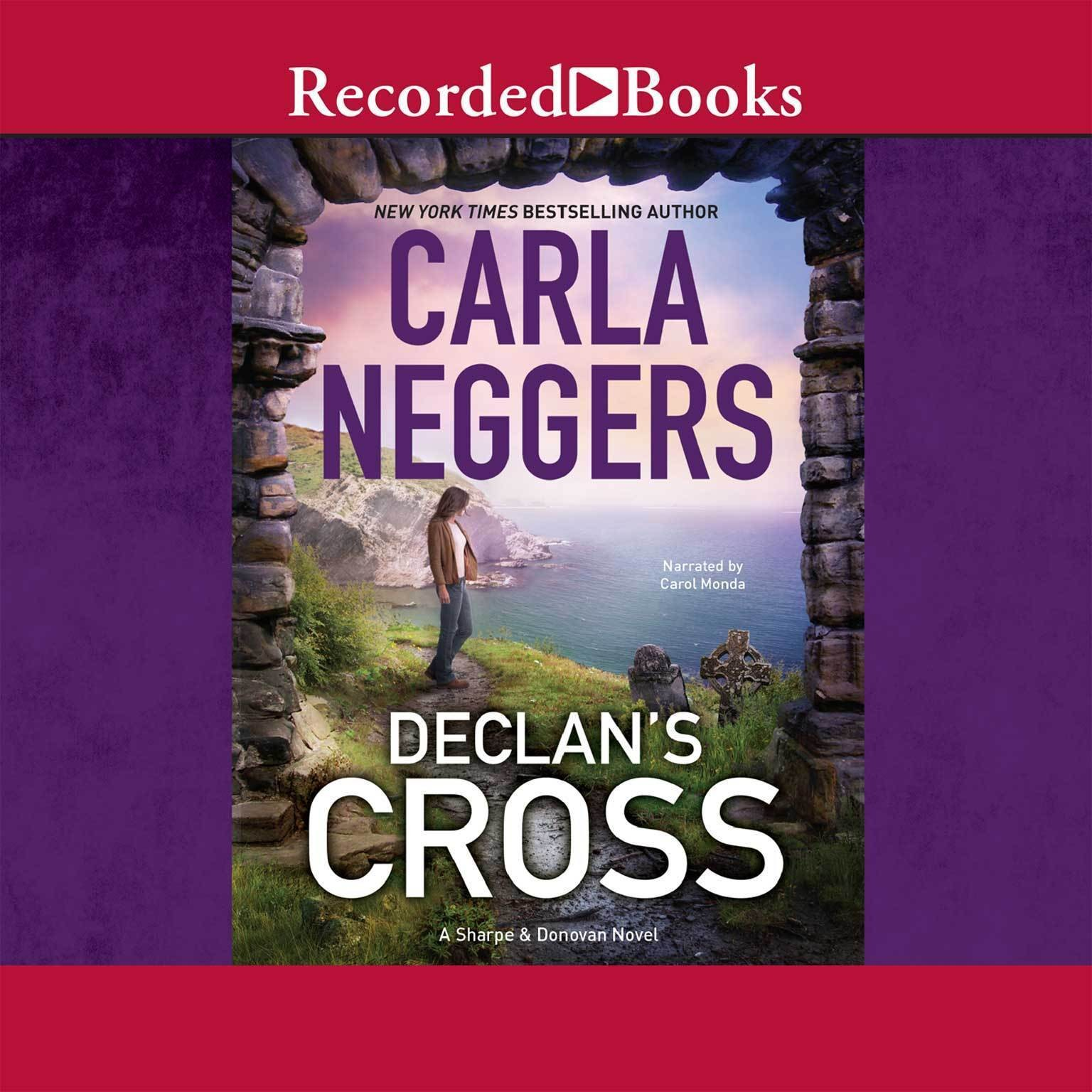 Printable Declan's Cross Audiobook Cover Art