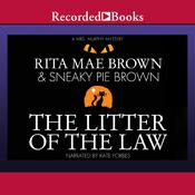 The Litter of the Law Audiobook, by Rita Mae Brown