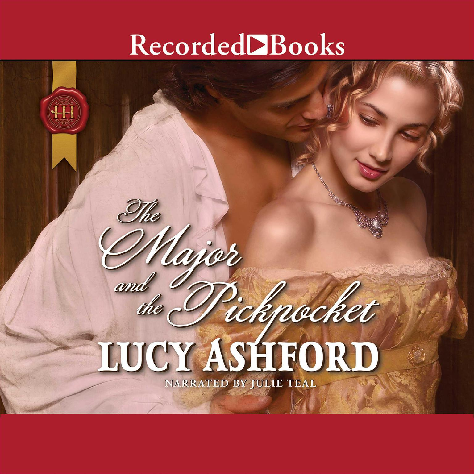 Printable The Major and the Pickpocket Audiobook Cover Art
