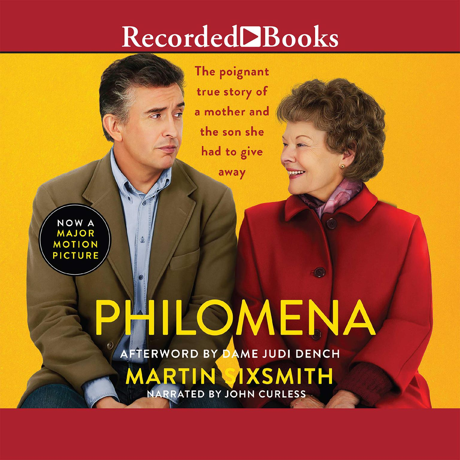 Printable Philomena: A Mother, Her Son, and a Fifty-Year Search Audiobook Cover Art