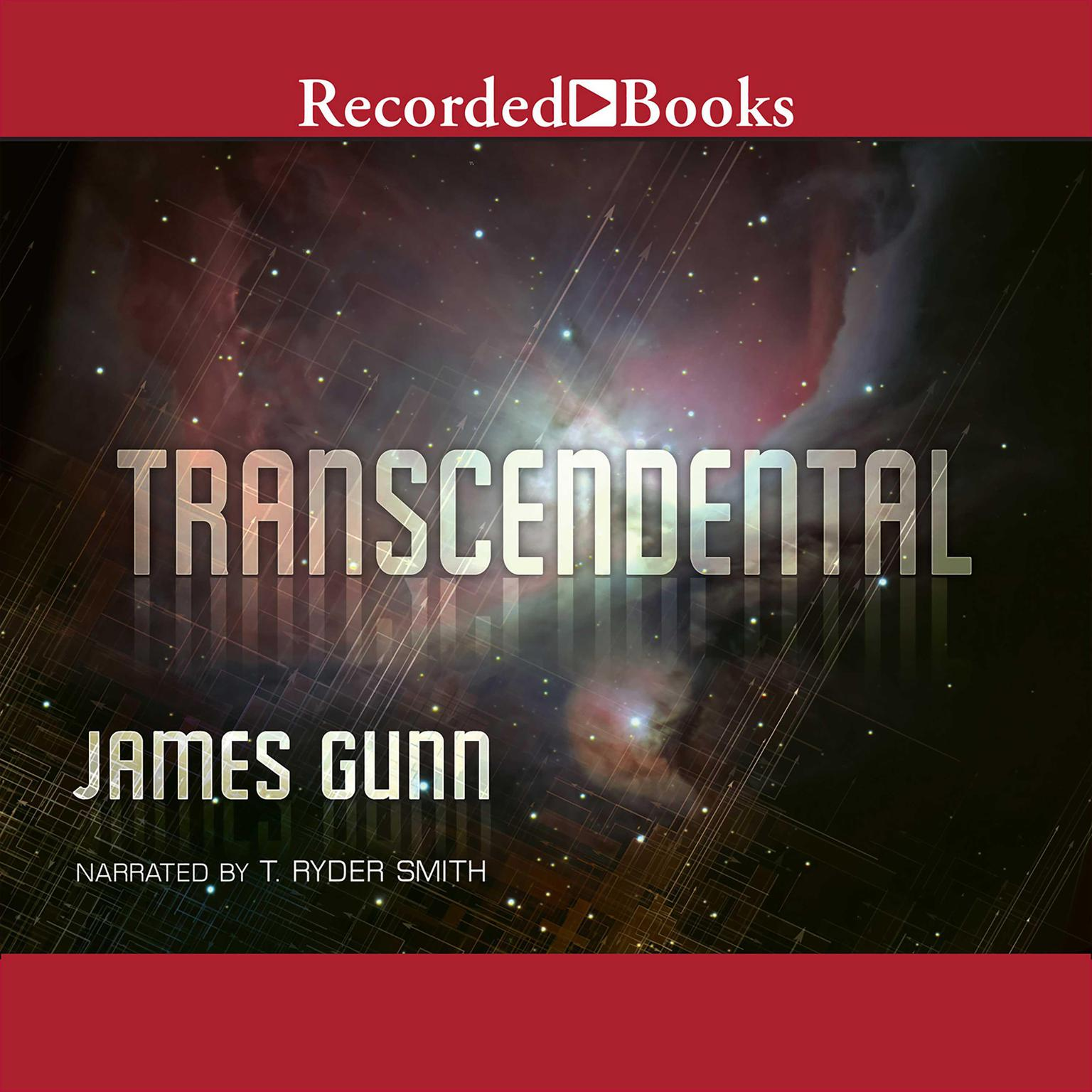 Printable Transcendental Audiobook Cover Art