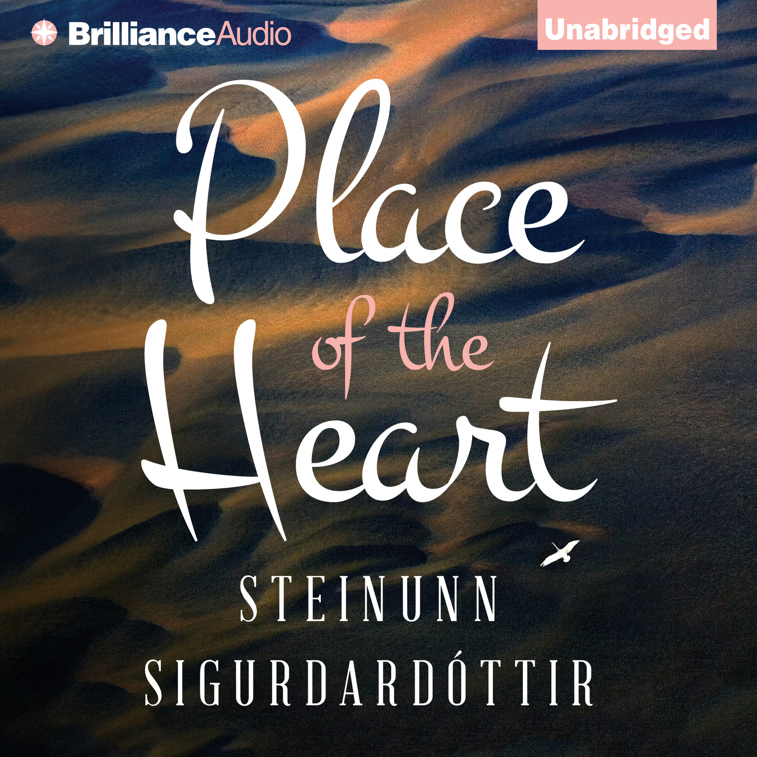 Printable Place of the Heart Audiobook Cover Art