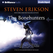 The Bonehunters: Book Six of the Malazan Book of the Fallen Audiobook, by Steven Erikson
