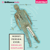 Worst. Person. Ever. Audiobook, by Douglas Coupland