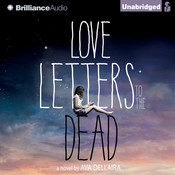 Love Letters to the Dead Audiobook, by Ava Dellaira