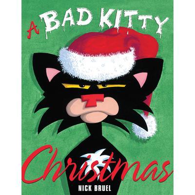 A Bad Kitty Christmas Audiobook, by Nick Bruel
