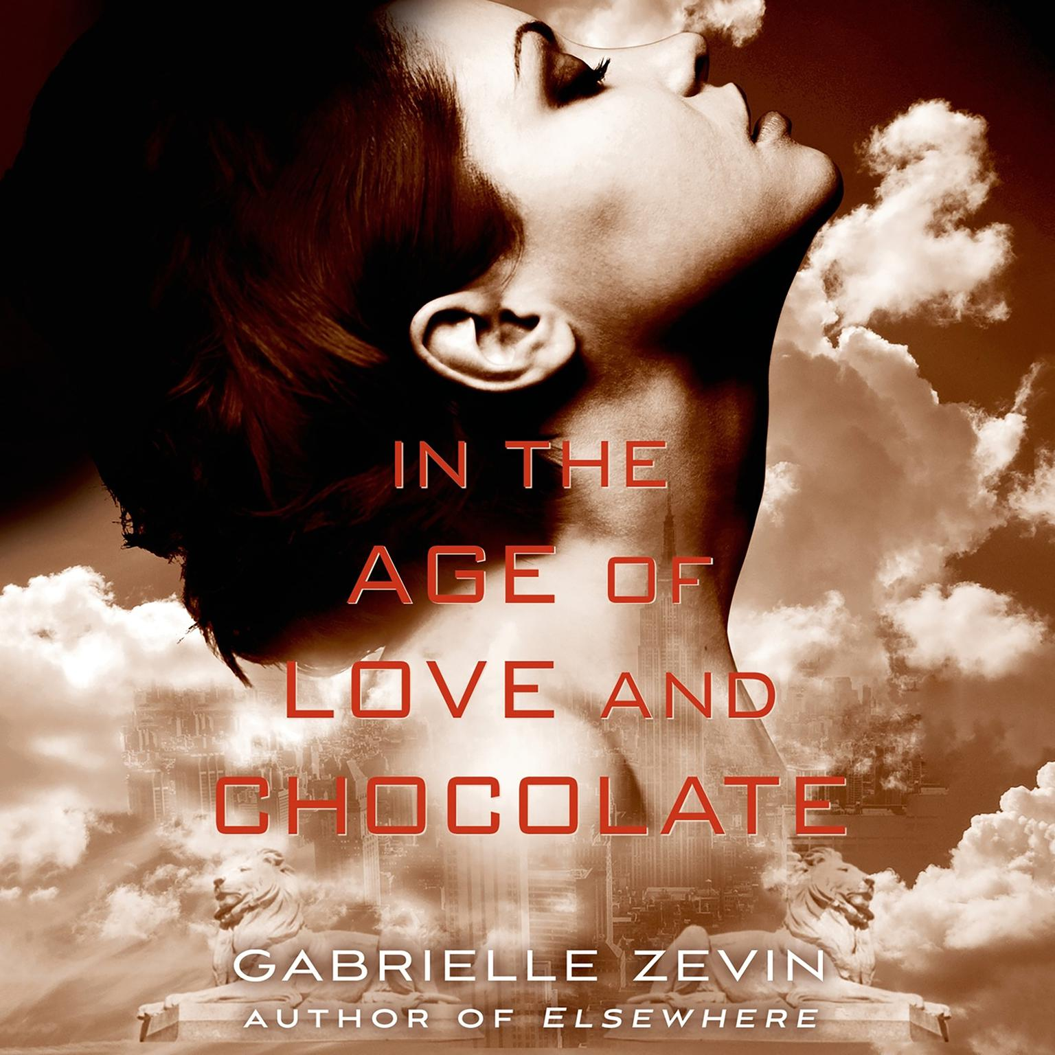 Printable In the Age of Love and Chocolate Audiobook Cover Art