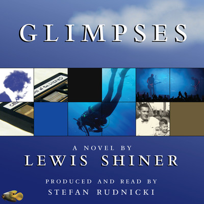 Glimpses: A Novel Audiobook, by Lewis Shiner