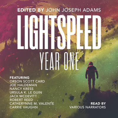 Lightspeed: Year One Audiobook, by John Joseph Adams