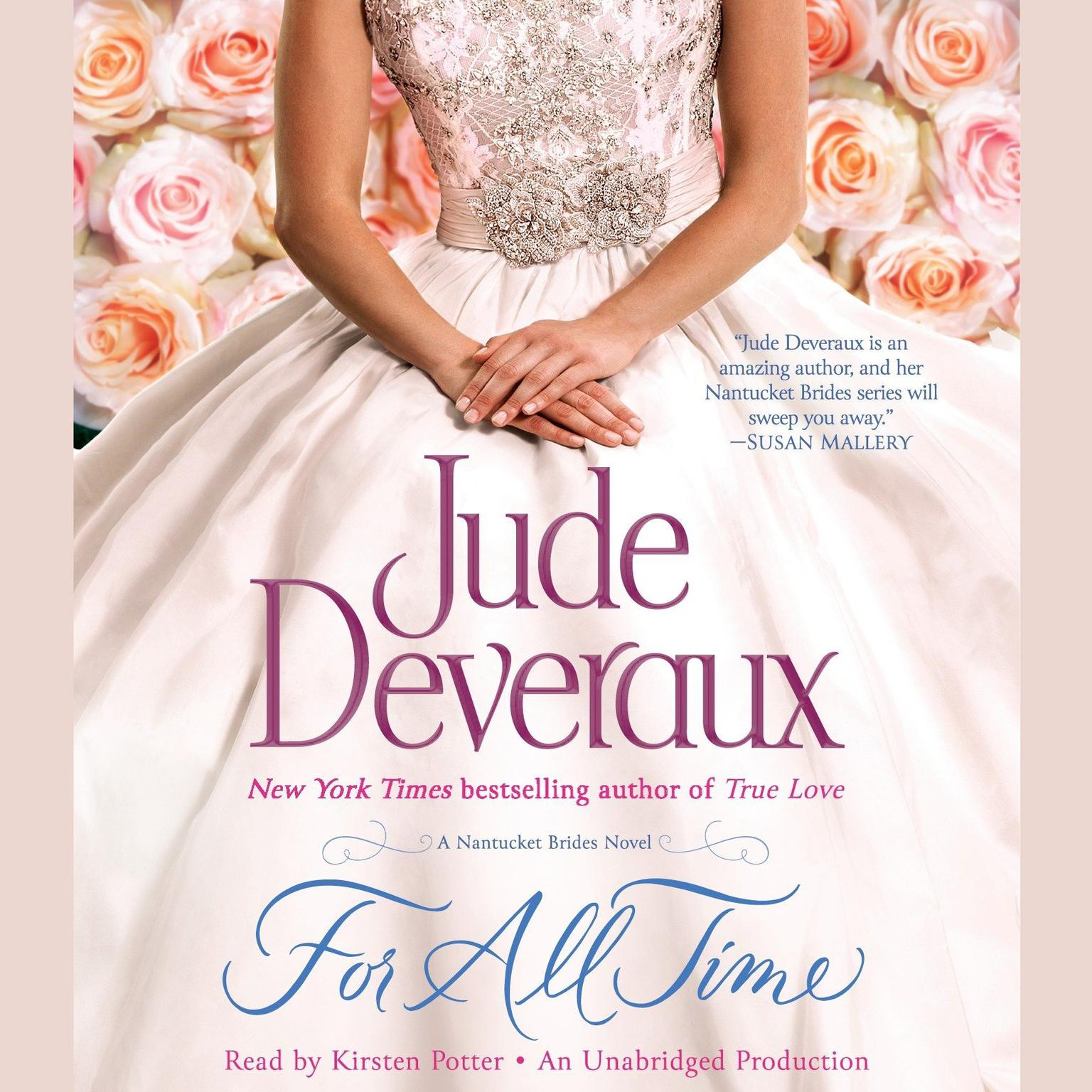 Printable For All Time: A Nantucket Brides Novel Audiobook Cover Art