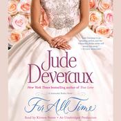 For All Time: A Nantucket Brides Novel, by Jude Deveraux