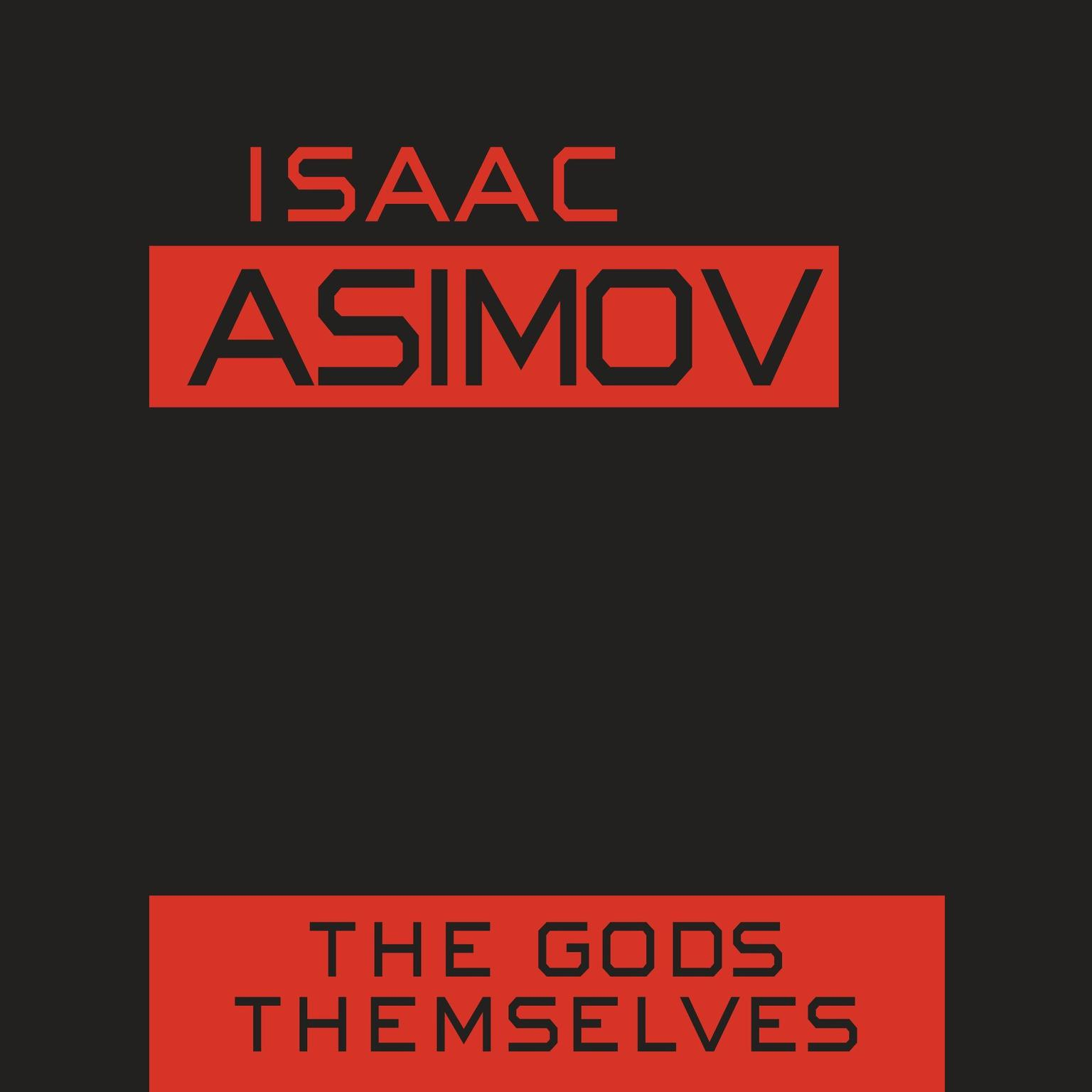 Printable The Gods Themselves Audiobook Cover Art